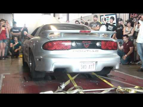 TX2K11 Dyno Pulls - 3/18/11