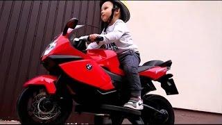 Xe máy điện trẻ em BMW K1300S | Thiên Đường Của Bé