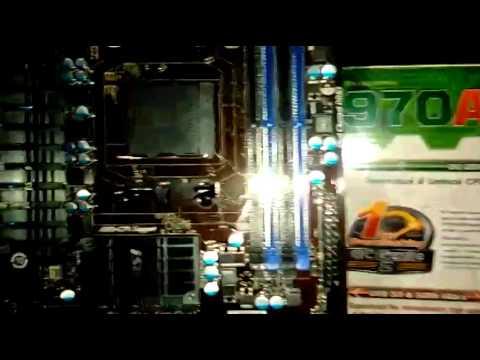 MSI 970A-G46 ARMA TU PC GAMER SIN GASTAR MILLONES OPINION
