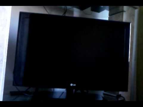 TV LG não liga