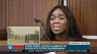 Zondi continues testimony against rape accused pastor Omotoso