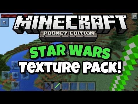 Star Wars | Texture Pack | MCPE 0.10.5