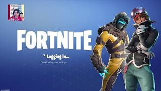 Garrett Plays Fortnite!!! Grinding To Get My Challenges Done Pt.???