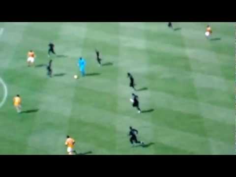 Petr Cech Goal from goal.