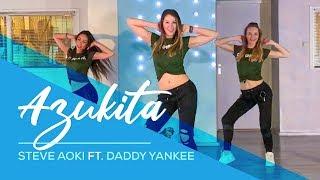 Azukita Easy Fitness Dance Daddy Yankee Steve Aoki Elvis Crespo Zumba Baile