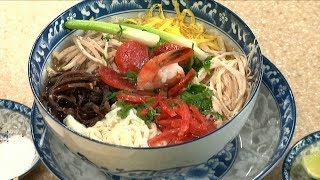 Uyen Thy's Cooking - Bún Thang Huế