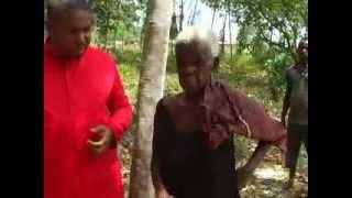 Sorcière du village de Kouassi Kouamekro