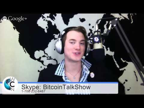 Bitcoin Talk Show #19 (Live) - Call 1-708-23-COINS (26467) or Skype BitcoinTalkShow HD