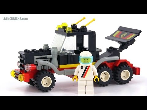 LEGO Classic System 6669 Diesel Daredevil from 1991!