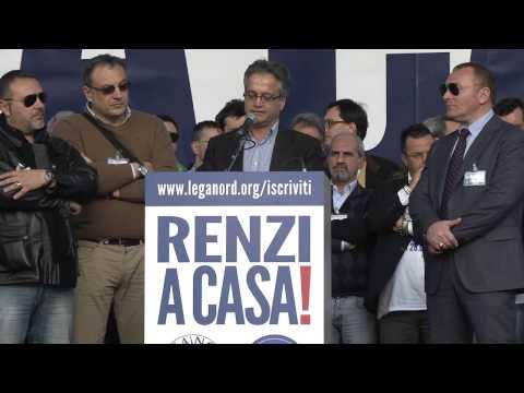 #renziacasa - intervento di Gianni Tonelli
