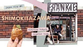 Tokyo?s Hipster Town Shimokitazawa (LOTS of Cafes!) // Solo Travel Japan Vlog #6