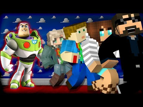 Minecraft: TOY STORY MURDER | MODDED MINI-GAME