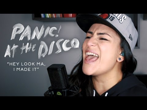 PANIC! AT THE DISCO – Hey Look Ma, I Made It (Cover By Lauren Babic)