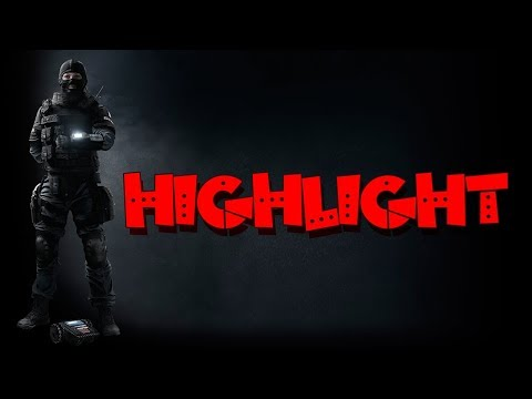 RAINBOW SIX : HIGHLIGHT #2 By:MyNameNon