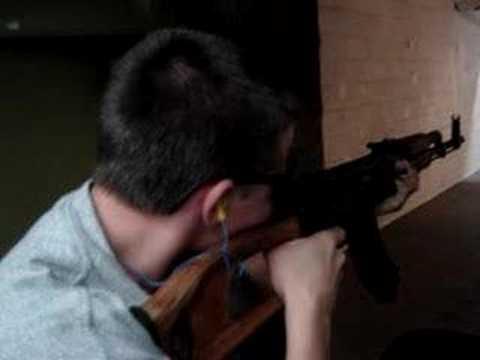 AK-47 7.62mm