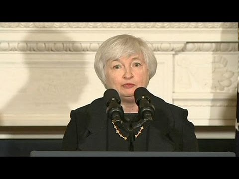 Janet Yellen: Jobs and growth will be new chief's mantra at the Fed