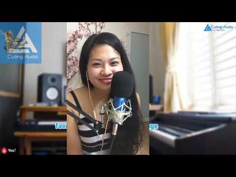 Hoa Trinh Nữ | Phương Maria | Micro Thu Âm AMI BM900, Sound Card XOX K10