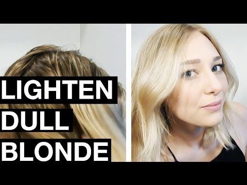 Ion Brilliance HiLift Blonde review - BRIGHTEN BLONDE HAIR - NO BLEACH