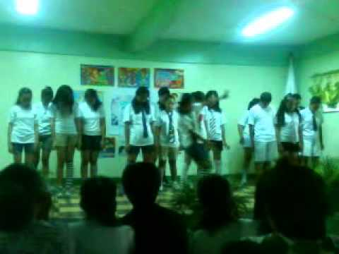4-1 Jingle Nutrition Month Awarding-[ 1st Place ]- Tinajeros National High School video