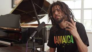 J.Cole on Meditation