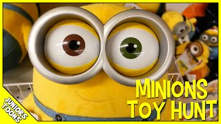 Minions Toy Hunt | Toys R Us