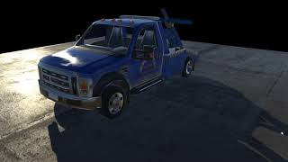 Tow Truck ( Mobile asset )