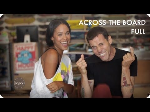 Steve-O -- Everything's Cooler When You're On Fire | Across The Board Ep. 2 Full | Reserve Channel