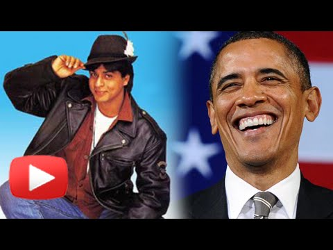 Shahrukh Khan Reacts to President Obama