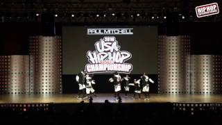 LilPhunk Boyz - Boston, MA (Junior Division) @ #HHI2016 USA Finals