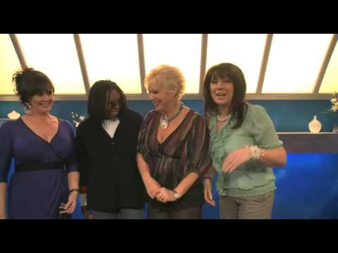 Video Diary 9: Whoopi on Loose Women