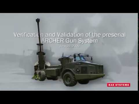 BAE Systems - 155mm Archer Artillery System