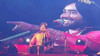 Surinder sartaj live in PU on SCITRON