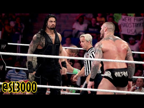 Predicciones WWE BattleGround 2014 Loquendo (SL3000)