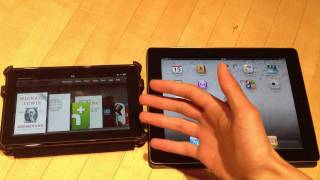 Kindle Fire vs. iPad 2_ A Comparative Review