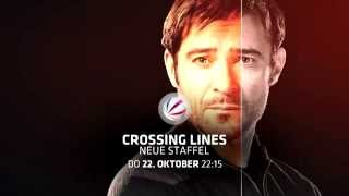 CROSSING LINES - Staffel 3 | Offizieller Trailer | Ab 22. Oktober in SAT.1