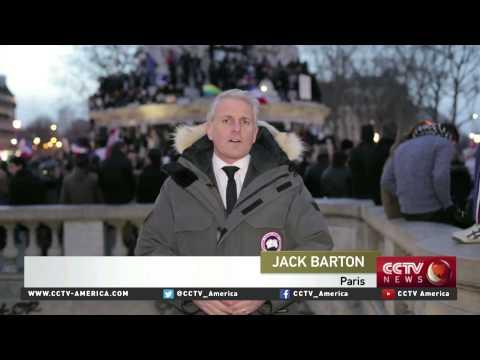 World leaders attend emergency security meeting in Paris