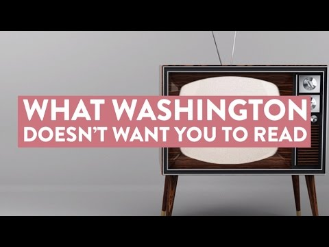 Wastebook 2014: What Washington Doesn't Want You To Read