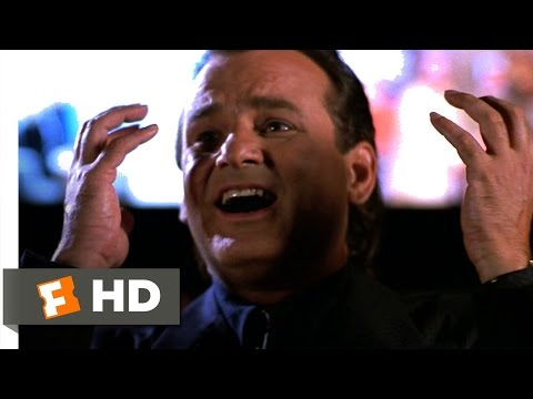 Scrooged (1/10) Movie CLIP - I Have To Kill All Of You (1988) HD