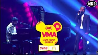 Θ.Αδαμαντίδης & MELISSES - Στην Καρδιά (MAD VMA Version) | Mad VMA 2018 by Coca-Cola & McDonald's