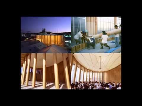 SHIGERU BAN ARCHITECTS: WORKS AND HUMANITARIAN ACTIVITIES