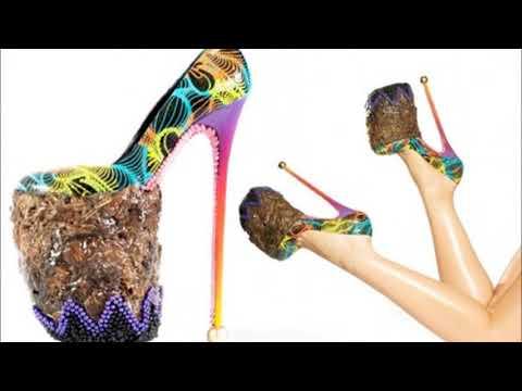 Los Zapatos Mas Raros Del Mundo!!!
