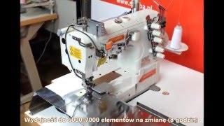 Siruba F007KD-U132-256/FFT/FHA
