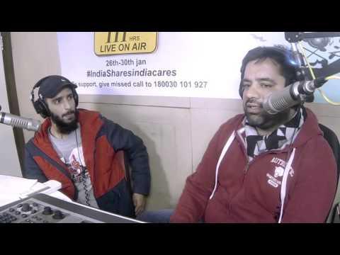 KASHMIR IMPULSE Show Case RJ Nasir