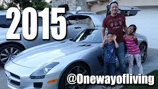 2015: Onewayofliving -  Year in Review  (Music: Red Lights- Tiesto)