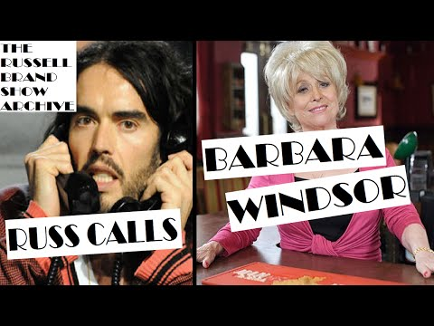 Barbara Windsor Interview | The Russell Brand Show