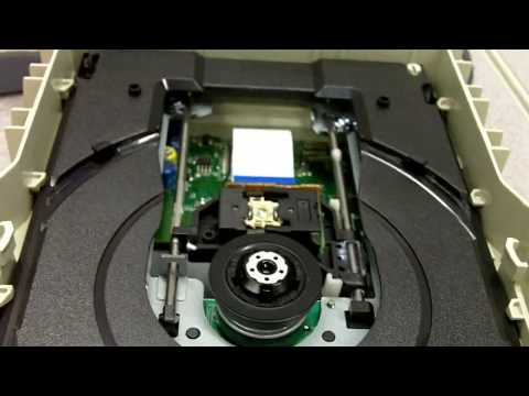 How to Fix a stuck CD Tray