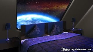 Starship Sleeping Quarters Sleep Sounds White Noise With Deep Bass 10 Hours
