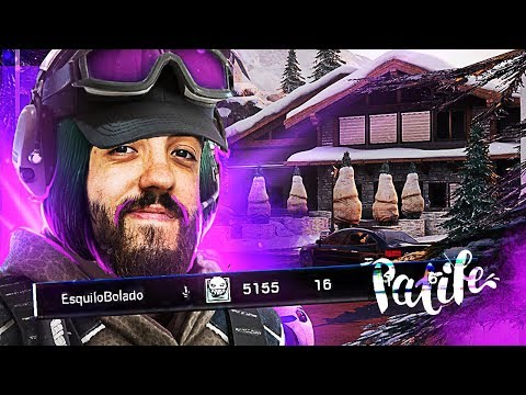 RAINBOW SIX SIEGE RANKED - 16 KILLS E SACRIFÍCIO NO CHOQUE HAEUHEAU