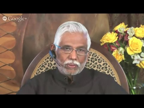 Amma Bhagavan Promises To Physically Manifest In People's Homes -- What Are Your Thoughts On This? video