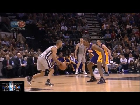 Tony Parker Offense Highlights 2012/2013 Part 2